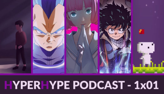 HyperHype Podcast 1×01 – Psychonauts 2, Street Fighter, Private Division…