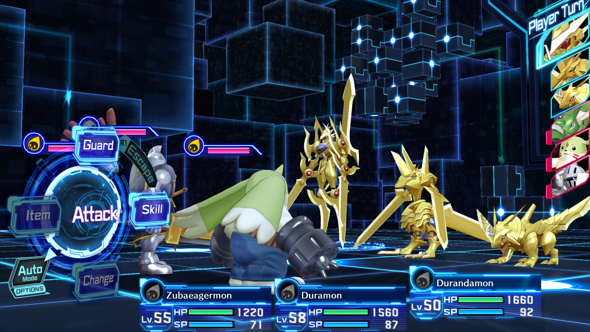 Digimon Story Cyber Sleuth Hacker's Memory 3