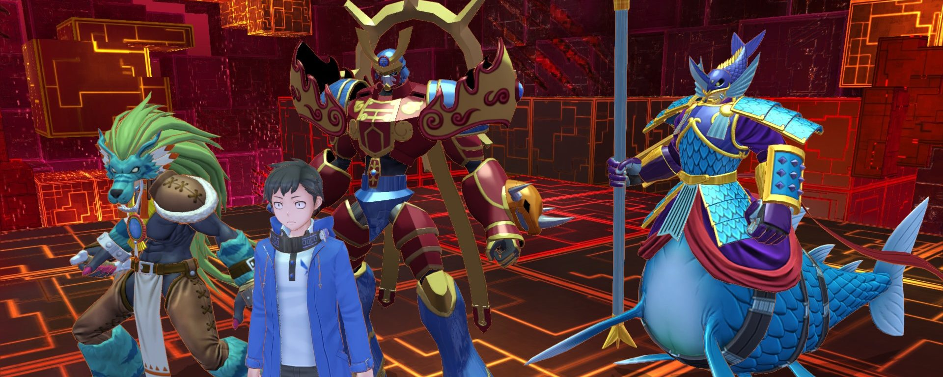 Digimon Story Cyber Sleuth Hacker's Memory 4