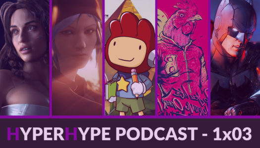 HyperHype Podcast 1×03 – Nintendo Labo, Cyberpunk 2077, Fable…