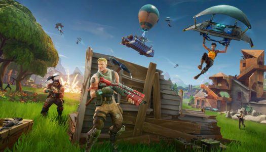 Fortnite recibe su renovado mapa