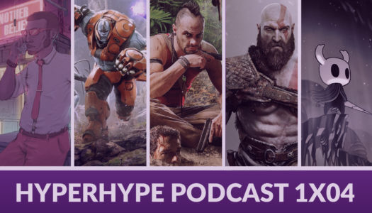 HyperHype Podcast 1×04 – Red Dead Redemption 2, Anthem, Paragon…