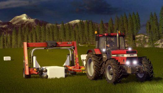 Vuelve el incansable Farming Simulator
