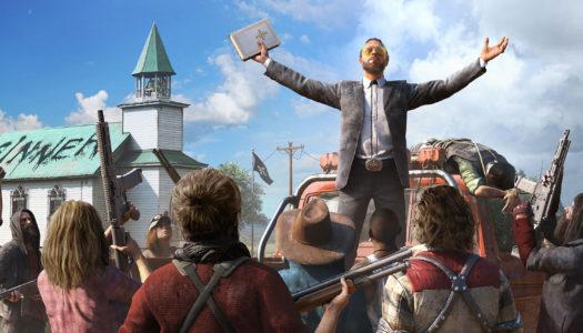 Far Cry 5 se deja ver en un nuevo tráiler de acción real