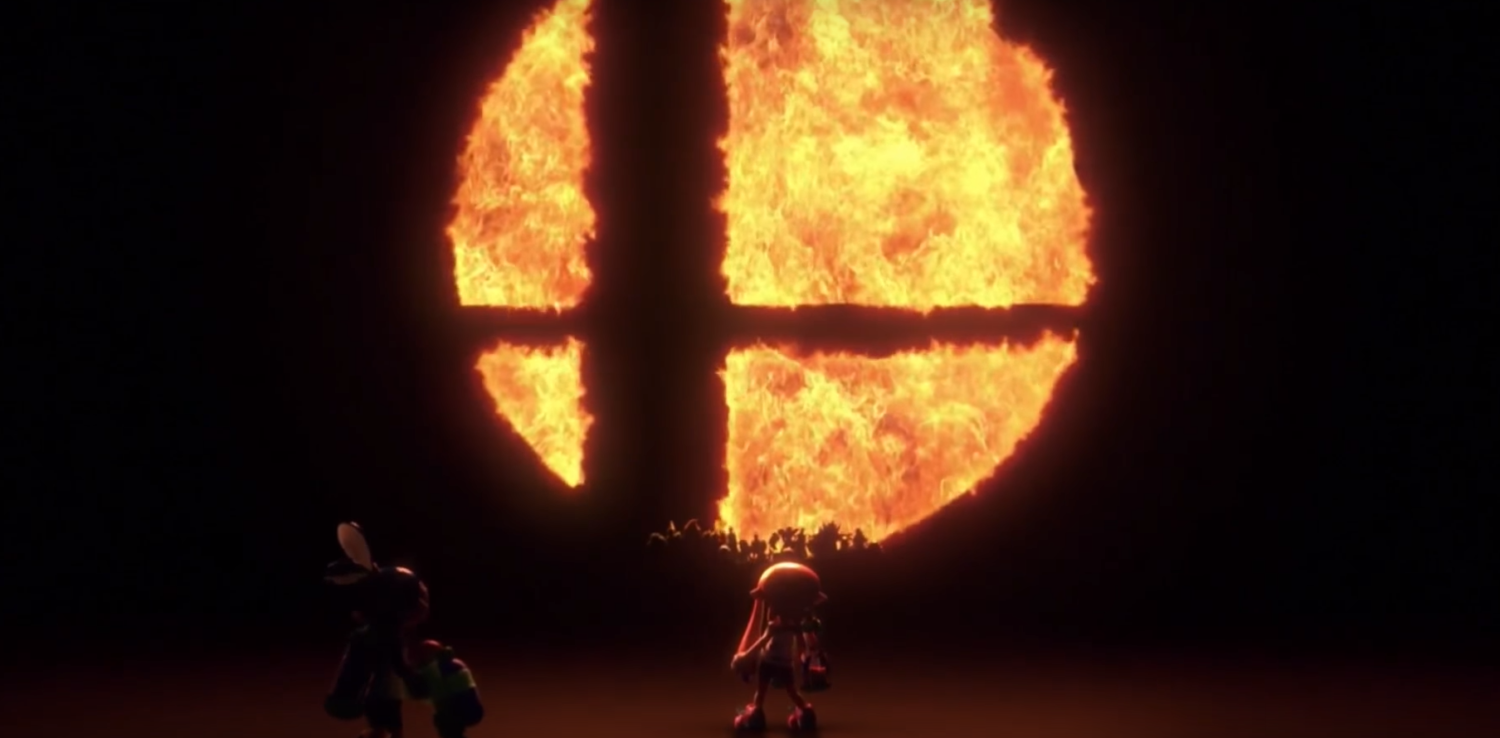 Splatoon Smash Bros Direct