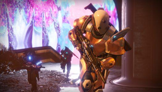 Destiny 2 recibe su esperada actualización de marzo