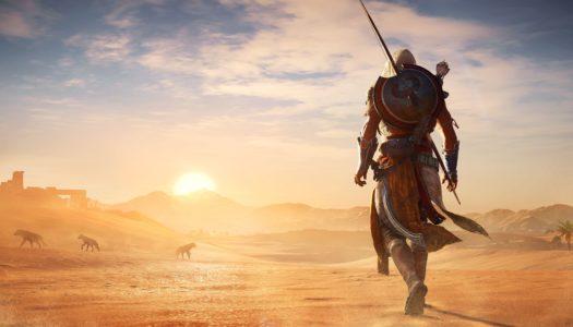 Assassin's Creed Origins se deja ver en un nuevo corto animado