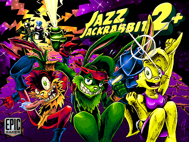 GOG-Jazz Jackrabbit