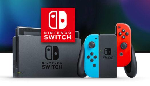 Actualización de software para Nintendo Switch ya disponible