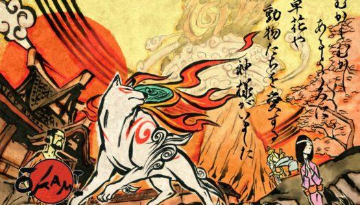 ¿Es necesaria una nueva remasterización HD de Okami?