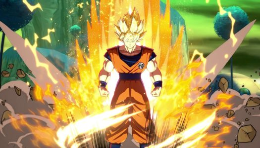 Dragon Ball FighterZ se deja ver en Jump Festa
