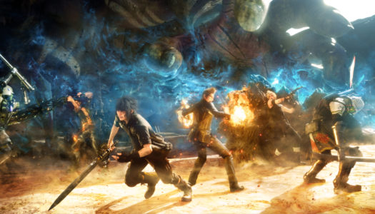 Final Fantasy XV recibirá más parches y DLC en 2018
