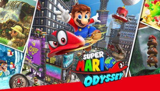 Nintendo lanza la actualización 1.1 para Super Mario Odyssey