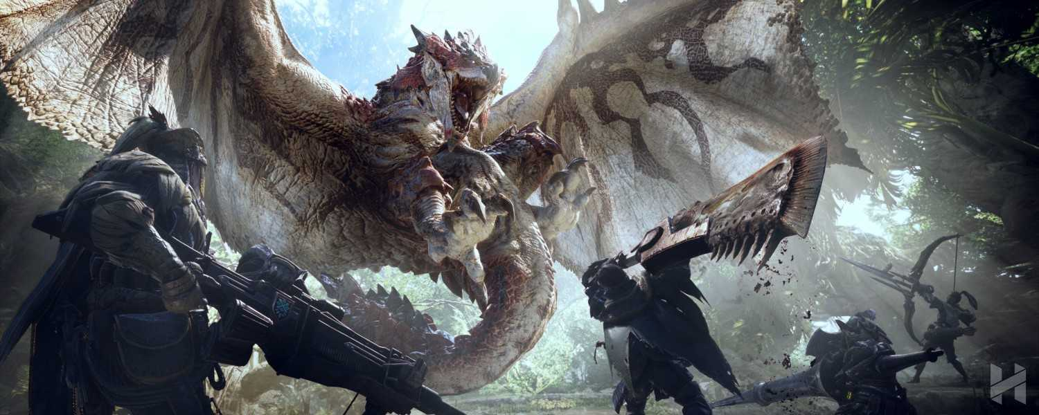 Monster-Hunter-World-PC-Monster Hunter