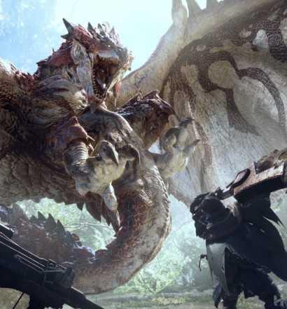 Monster-Hunter-World-PC-Monster Hunter