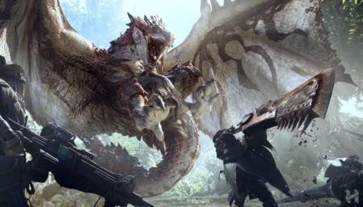 Monster Hunter World durará más de 40 horas