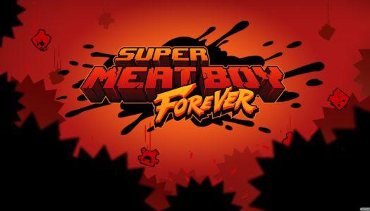 Super Meat Boy llegará a Switch el 11 de enero