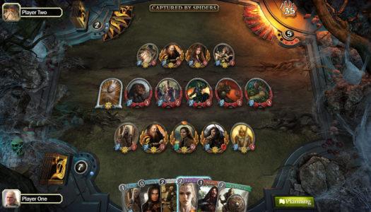 El Señor de los Anillos llegará a Steam en forma de juego de cartas