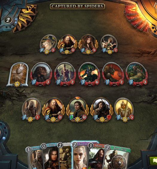 The-Lord-of-the-Rings-Living-Card-Game-Steam