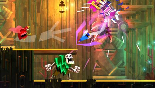 Guacamelee 2 se muestra con motivo de la PlayStation Experience