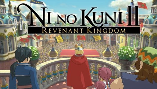 Nuevo tráiler de Ni No Kuni: Revenant Kingdom centrado en el Rey Evan