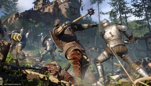 Kingdom Come: Deliverance se muestra en vídeo