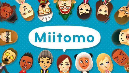 Nintendo anuncia el cierre de Miitomo en iOS y Android