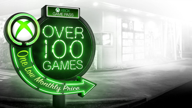 Xbox-Game-Pass-Netflix-Xbox Game Pass