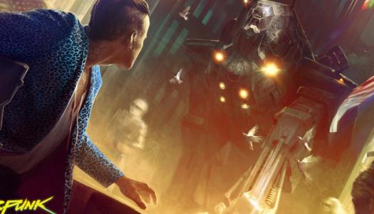 Cyberpunk 2077 muestra su tráiler en la conferencia de Microsoft
