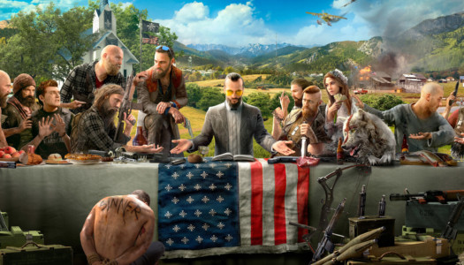 Nuevo tráiler de Far Cry 5
