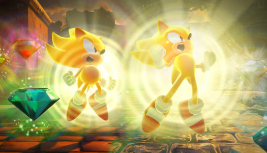 El DLC de Super Sonic para Sonic Forces, gratis para siempre