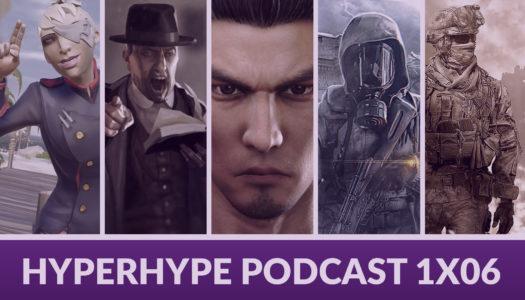 HyperHype Podcast 1×06 – Metroid Prime 4, Metro Exodus, Sea of Thieves…