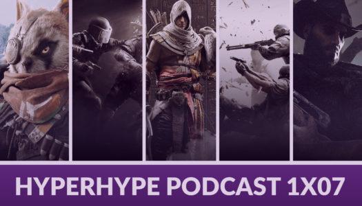 HyperHype Podcast 1×07 – Vanquish, Burnout Paradise, BioMutant…