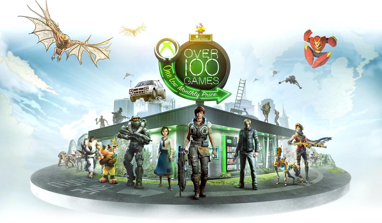 Xbox-Game-Pass-online