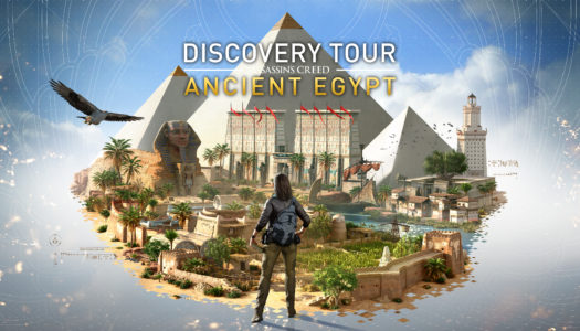 Discovery Tour by Assassin's Creed ya se encuentra disponible