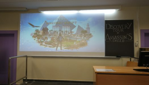 Presentación de Discovery Tour by Assassin´s Creed