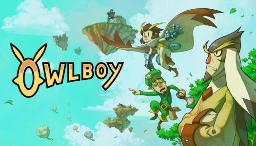 Tráiler de lanzamiento de Owlboy para Switch