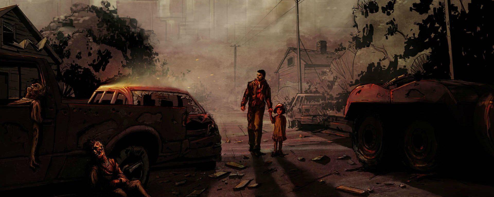 The Walking Dead TWD Telltale