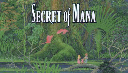 El Remake de Secret of Mana ya se encuentra a la venta