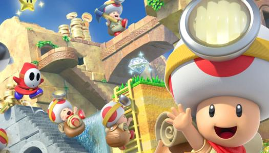 Captain Toad: Treasure Tracker ya tiene demo jugable