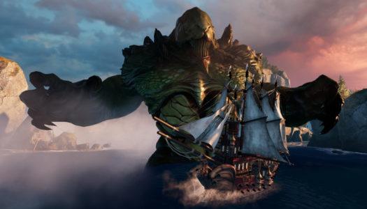 Maelstrom, el juego de batallas fantásticas navales, debutará en abril