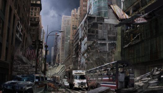 El post-apocalipsis, un recurso bastante curioso