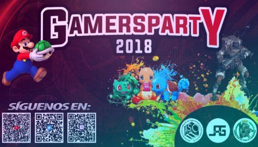 GamersParty, en colaboración con el Banco de Alimentos (Edición de 2018)