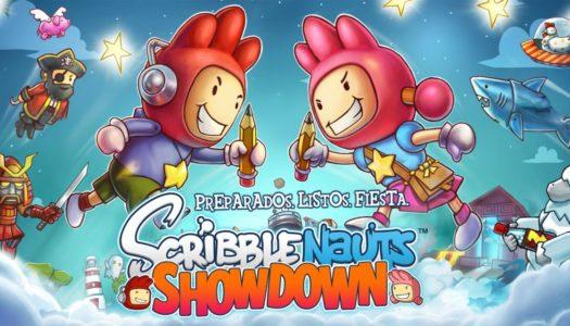 Tráiler de lanzamiento del nuevo Scribblenauts: Showdown