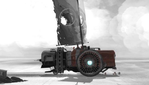FAR: Lone Sails – Mundo destruido, máquinas raras y héroe solitario