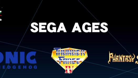 La línea de clásicos SEGA AGES llegará a Nintendo Switch en verano