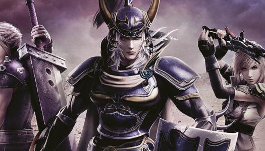 Zenos llega a Dissidia Final Fantasy NT
