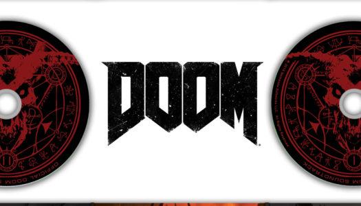 La banda sonora de DOOM dará el salto a CD y vinilo en verano