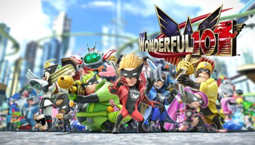 Platinum Games estaría interesada en llevar The Wonderful 101 a Nintendo Switch