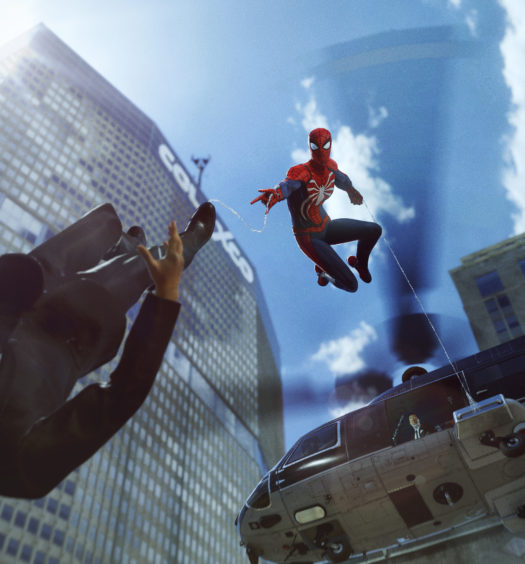 Spider-Man-Insomniac